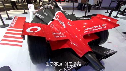 广州车展/保时捷首款纯电动跑车和第一台纯电动赛车重磅亮相