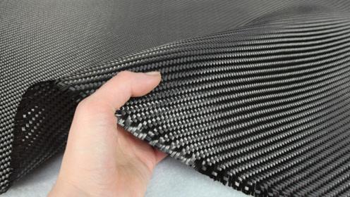 碳纤维的强度为什么这么高?看过制造原理你就明白了!