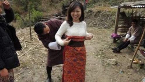 """尼泊尔""""一妻多夫制""""有多尴尬?左右为难心还累,网友:无法理解"""