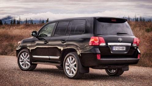 丰田全能型越野SUV将问世,能坐人也能拉货,还能商务