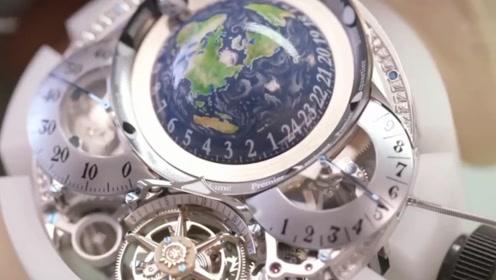 价值50万美元的纯手工手表,没有钻石镶嵌,竟值天价!