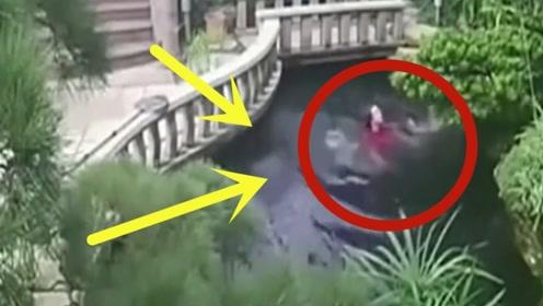 女子在河边干活,意外溺水身亡,监控拍下绝望的3分钟!