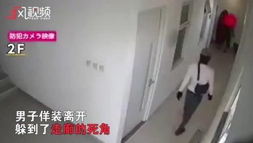 日本女子巴厘岛遇袭:遭锁喉昏厥 随后跳楼骨折