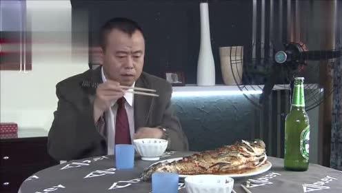潘长江请客吃鱼,越吃越过瘾,吃完才想起来客人还没来!