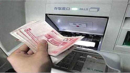 为什么银行员工总让客户去ATM机上取钱?今天总算明白了,涨知识
