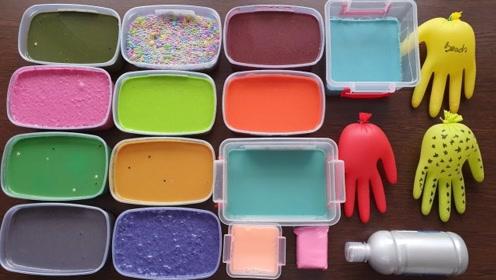 创意随心玩:粘液冰沙 史莱姆随心玩玩