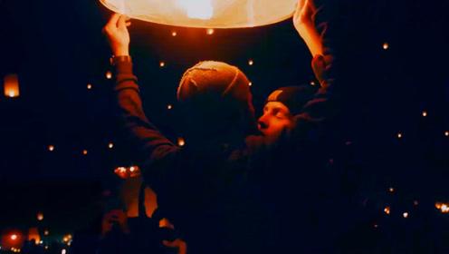 莫哈韦沙漠飞天灯笼节,在漫天烟花中放飞自己的梦想