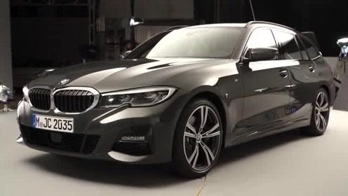 新款宝马BMW 3系旅行版 气质不凡!