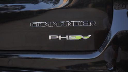 百公里油耗6L,可以续航900公里的Jeep你见过吗?