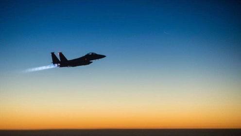 俄罗斯终于发怒,大批战机连夜出动,鏖战一夜再次大获全胜