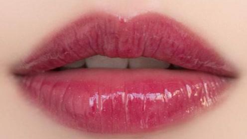 口红怎么涂都不好看?教你1招,自己做唇釉,性感又好看