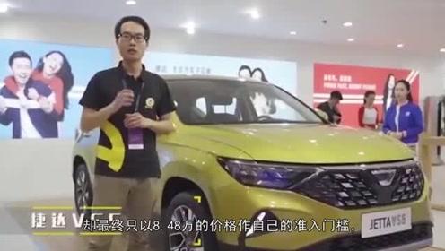 良心的德系SUV,四轮独悬配6AT,还不到10万,10月份卖出1万多台