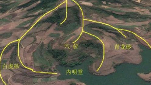 难怪连专家也不敢挖秦始皇陵,看看卫星图拍摄的画面就懂了,代价太大!
