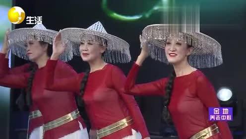 《欢乐大舞台》栏目第178期模特舞蹈风飘絮