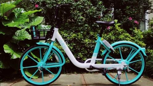 青桔单车悄悄涨价了 起步价调整为1.5元