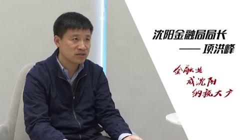 沈阳金融局局长项洪峰:金融业成沈阳纳税大户