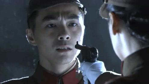 大结局:日本女特务得知丈夫是自己人害死的,一枪对准哥哥要报仇!