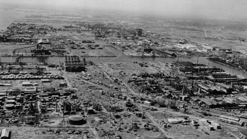 零点十五分,334架轰炸机投下2千吨燃烧弹!9万人被烧死