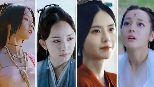 用《爱江山更爱美人》打开女明星古装群像,向来风花雪月动人
