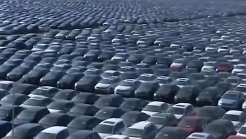 """汽车销量呈现""""拦腰斩""""趋势?内行人说出了事情,不买车的都是聪明人"""