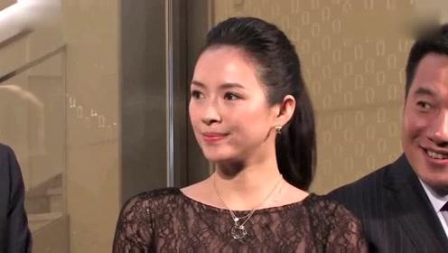 章子怡称自己的演技像雕琢完的璞玉有价值,大秀母爱将所有珠宝都留给孩子