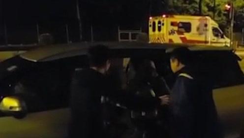 香港街头发生谋杀案:越南男子劝阻情侣吵架 不幸被人刺中身亡