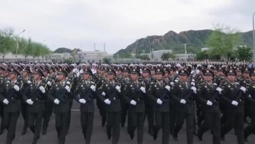 """阅兵联勤保障兵站:联勤保障部队在阅兵场外接受的另一场""""检阅"""""""