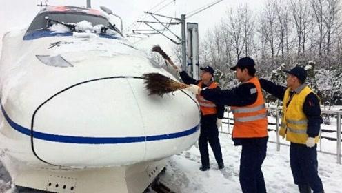 中国高铁到底有多牛!零下40度能正常运行,美国人:实在太厉害!