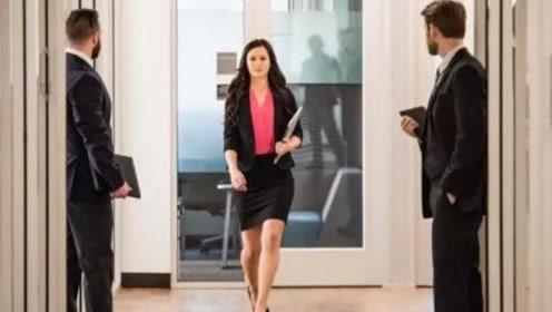 俄罗斯一公司为了激励男员工,竟号召女员工,上班必须穿短裙!