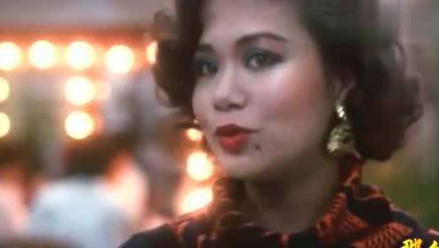 80年代经典老港片《火舞风云》,张敏最不愿提及的一部电影