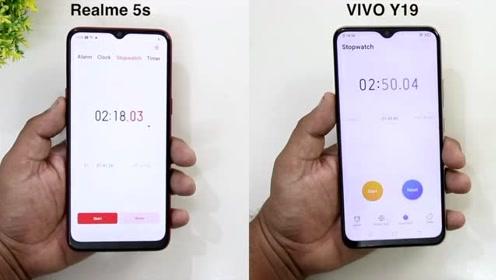 红米5s快速对比VIVOY19、年末这份智能手机的答卷您看咋样