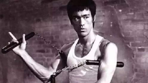 李小龙生前录像:好莱坞试镜展示功夫,出拳速度试镜人反应不过来