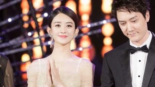 赵丽颖被曝为保证夫妻形象和自己的口碑,时刻关注冯绍峰