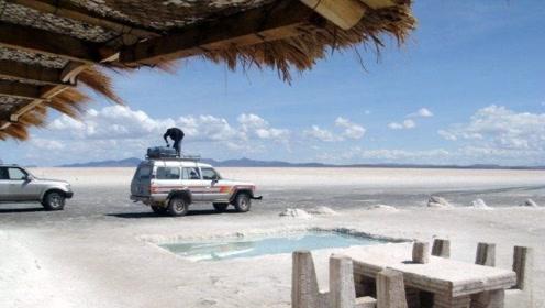 世界上唯一用盐做的旅馆 每年吸引无数游客 网友:下雨不怕漏?