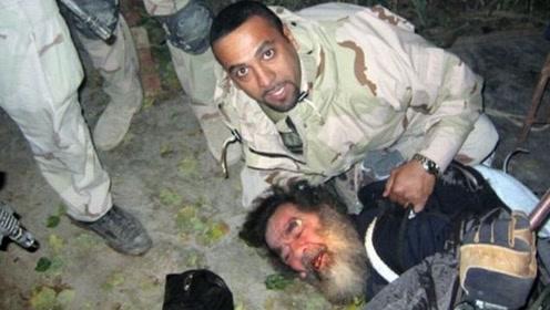 他是伊拉克的传奇!因2500万被捕,仓皇结束了一生!