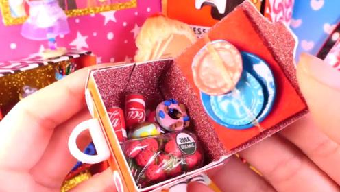 微世界DIY:迷你午餐包