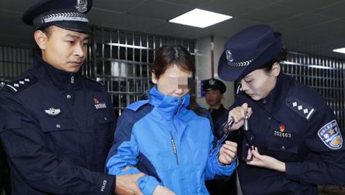 劳荣枝被押解回南昌 家人:我妹妹小时候很乖,法子英只是利用她