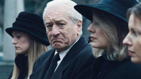 """《爱尔兰人》是老年""""大佬""""的悲歌?电影背后真恐怖!"""