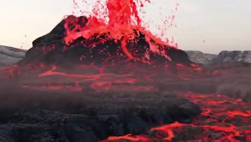 人类制造了大量的垃圾无法处理,为何不把这些垃圾倒进火山口呢?
