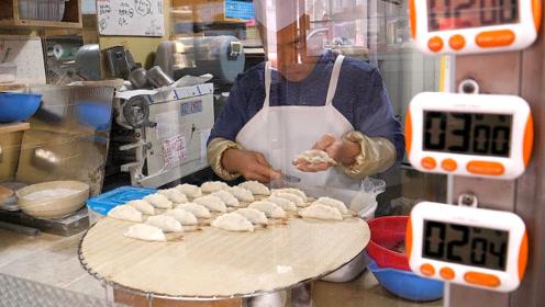 """吃了20多年,第一次见长""""尾巴""""的饺子,真是太有才了!"""