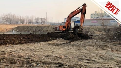 河北霸州现多个彩色污染坑塘追踪:官方回应依托第三方精准治理