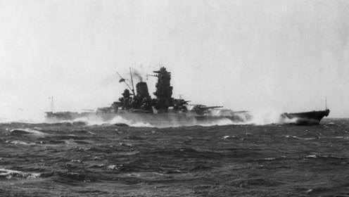 撼山易,防空难,来看看二战日本海军战列舰最成功的一次防空作战