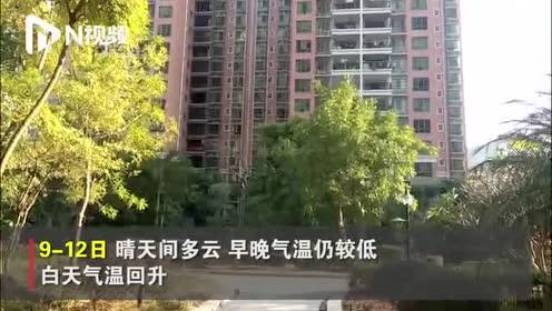 """再""""遇冷""""!龙门惠东已发布寒冷黄色预警,今明最低降至2℃"""