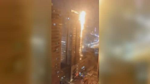 官方通报沈阳居民楼大火:住户插排故障引火灾 涉嫌失火罪被刑拘