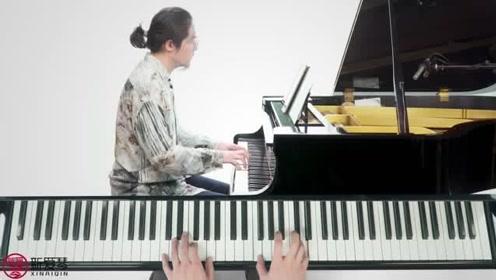 钢琴深情演奏《好久不见》似乎看见了老师眼角的泪光~