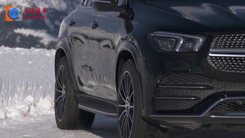 2020梅赛德斯GLE Coupe静态实拍 竞争对手锁定宝马X6