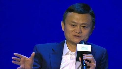 美国人问马云:中国将来超过美国怎么办?马云的回答尽显高情商!