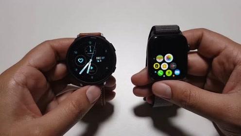 三星智能手表和苹果智能手表功能对比