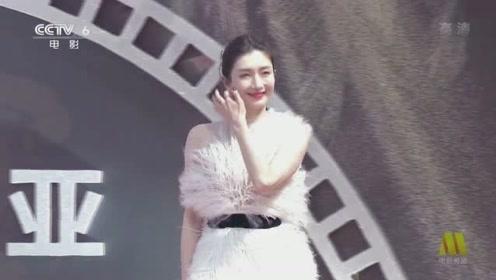 气质太赞!江疏影一袭白裙亮相电影节!网友:颜值太能打!