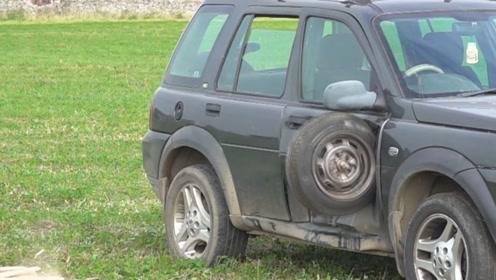 轮胎飞出去撞向其他车辆,后果会怎样?实验结果让人后怕